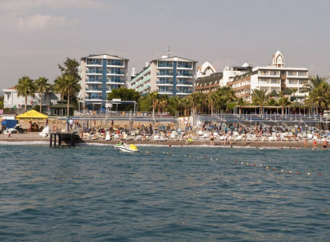 CONCORDİA CELES RESORT HOTEL