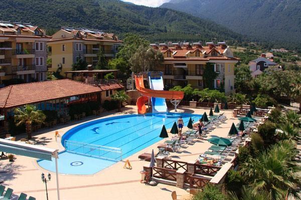 PERDİKİA HİLL HOTEL